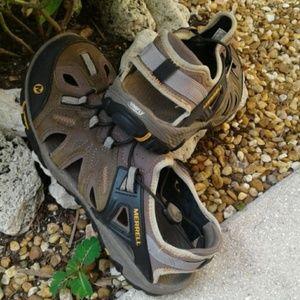 Merrell Shoes - Men's Merrell Blaze Water / Hiker shoe size 10